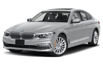 2020 BMW 530 - Rhodonite Silver Metallic