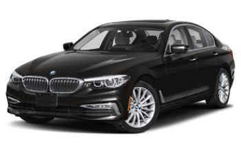2019 BMW 530 - Frozen Dark Brown