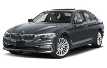 2020 BMW 530 - Frozen Arctic Grey