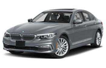 2019 BMW 530 - Pure Metal Silver
