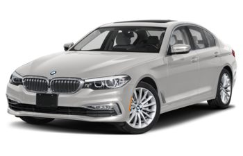 2020 BMW 530 - Brilliant White Metallic