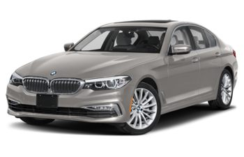2019 BMW 530 - Frozen Cashmere Silver