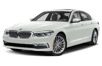 2019 BMW 540 - Alpine White Non-Metallic