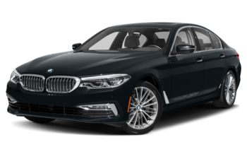 2019 BMW 540 - Carbon Black Metallic
