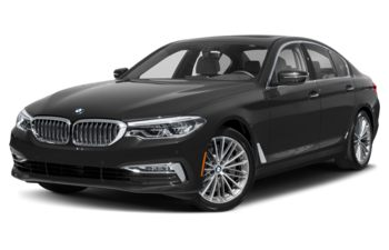 2019 BMW 540 - Dark Graphite Metallic