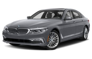 2019 BMW 540 - Bluestone Metallic