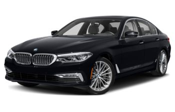 2019 BMW 540 - Azurite Black Metallic