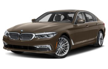 2019 BMW 540 - Champagne Quartz Metallic