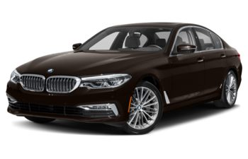 2019 BMW 540 - Almandine Brown Metallic