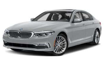 2020 BMW 540 - Rhodonite Silver Metallic
