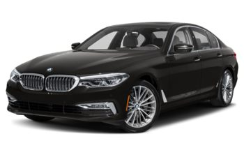 2019 BMW 540 - Frozen Dark Brown