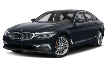 2019 BMW 540 - Frozen Arctic Grey