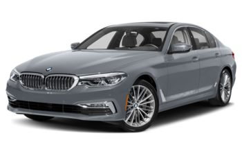 2020 BMW 540 - Pure Metal Silver