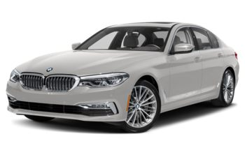 2019 BMW 540 - Brilliant White Metallic