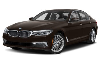 2020 BMW 540 - Almandine Brown Metallic