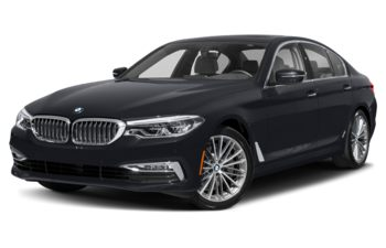 2020 BMW 540 - Azurite Black Metallic