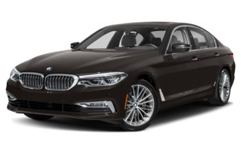 2020 BMW 540 - Champagne Quartz Metallic