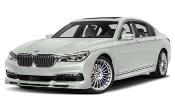 2019 BMW ALPINA B7 - Alpine White Non-Metallic