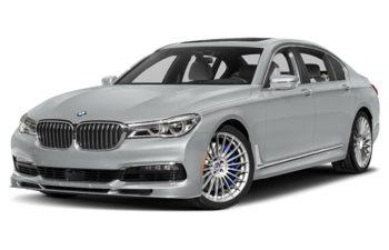 2017 BMW ALPINA B7 - Glacier Silver Metallic