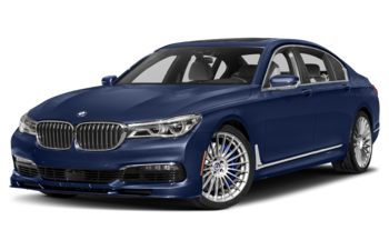 2017 BMW ALPINA B7 - ALPINA Blue Metallic