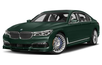 2017 BMW ALPINA B7 - ALPINA Green Metallic