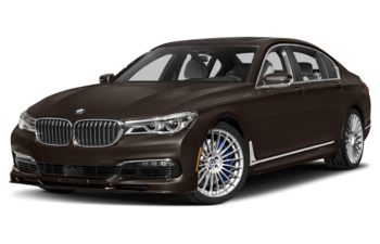 2017 BMW ALPINA B7 - Almandine Brown Metallic