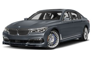 2017 BMW ALPINA B7 - Frozen Arctic Grey