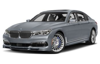 2017 BMW ALPINA B7 - Pure Metal Silver