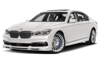 2019 BMW ALPINA B7 - Brilliant White Metallic