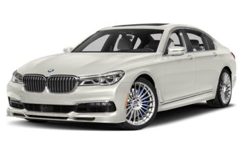 2019 BMW ALPINA B7 - Frozen Brilliant White