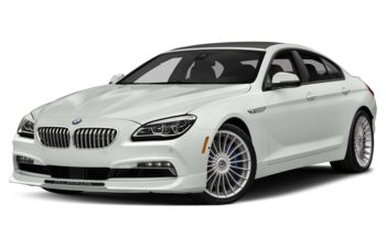2019 BMW ALPINA B6 Gran Coupe - Alpine White