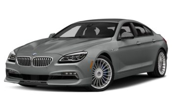 2017 BMW ALPINA B6 Gran Coupe - Space Grey Metallic