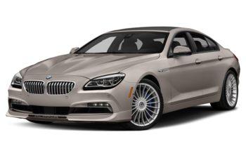 2017 BMW ALPINA B6 Gran Coupe - Cashmere Silver Metallic