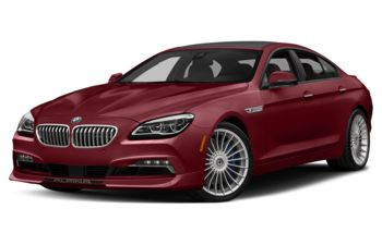 2017 BMW ALPINA B6 Gran Coupe - Melbourne Red Metallic