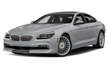 2019 BMW ALPINA B6 Gran Coupe - Glacier Silver Metallic