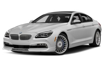 2017 BMW ALPINA B6 Gran Coupe - Mineral White Metallic