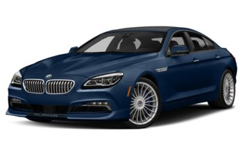 2017 BMW ALPINA B6 Gran Coupe - Mediterranean Blue Metallic