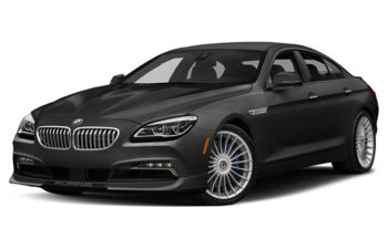 2019 BMW ALPINA B6 Gran Coupe - Citrin Black Metallic
