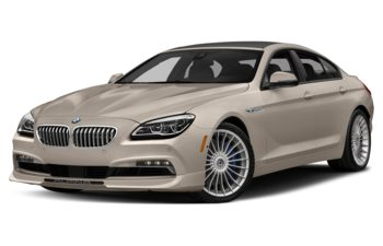 2017 BMW ALPINA B6 Gran Coupe - Moonstone Metallic