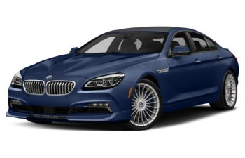 2017 BMW ALPINA B6 Gran Coupe - ALPINA Blue Metallic