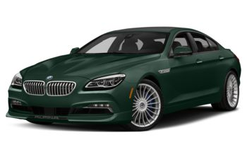 2019 BMW ALPINA B6 Gran Coupe - ALPINA Green Metallic