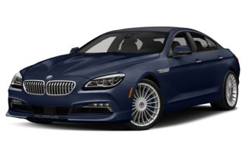2019 BMW ALPINA B6 Gran Coupe - Tanzanite Blue Metallic