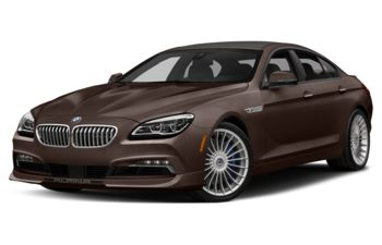 2019 BMW ALPINA B6 Gran Coupe - Frozen Bronze Metallic