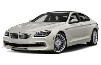 2017 BMW ALPINA B6 Gran Coupe - Frozen Brilliant White Metallic