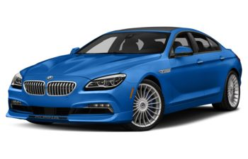 2019 BMW ALPINA B6 Gran Coupe - Sonic Speed Blue Metallic