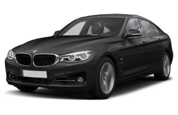 2017 BMW 340 Gran Turismo - Black Sapphire Metallic
