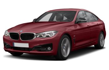 2017 BMW 340 Gran Turismo - Melbourne Red Metallic
