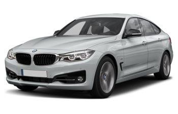 2017 BMW 340 Gran Turismo - Glacier Silver Metallic