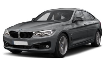 2017 BMW 340 Gran Turismo - Mineral Grey Metallic