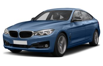 2017 BMW 340 Gran Turismo - Estoril Blue Metallic